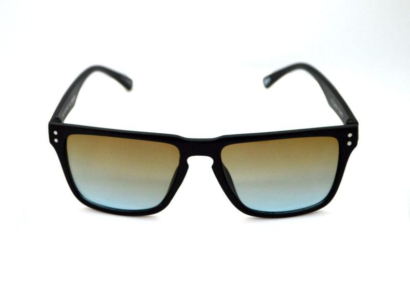 Shady Black Sporty Sunglasses with Light Tint 2