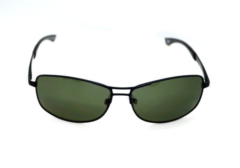 Shady Black Metallica Sunglasses with Light Tint 2