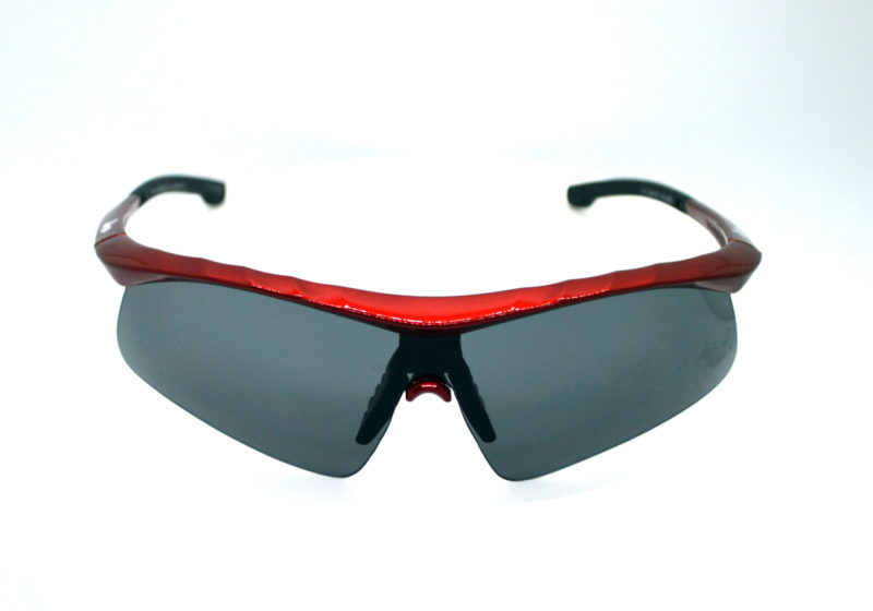 Shady Red Waverunner Sunglasses with Dark Tinted Lens 2