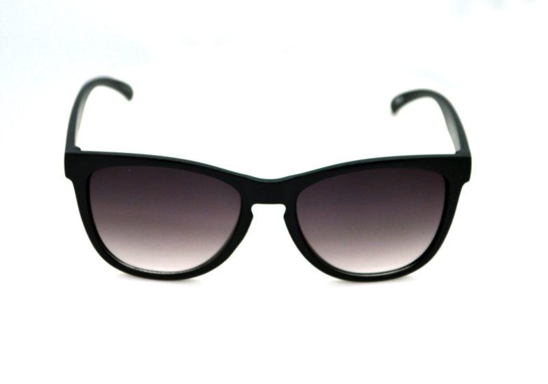 Shady Black Tween Sunglasses with Black Gradient Tint 2