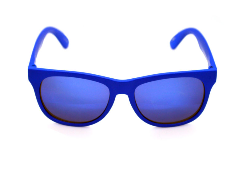 Shady Blue Tween Sunglasses with Blue Tint 2