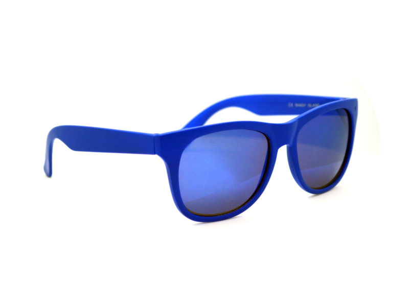 Shady Blue Tween Sunglasses with Blue Tint 1