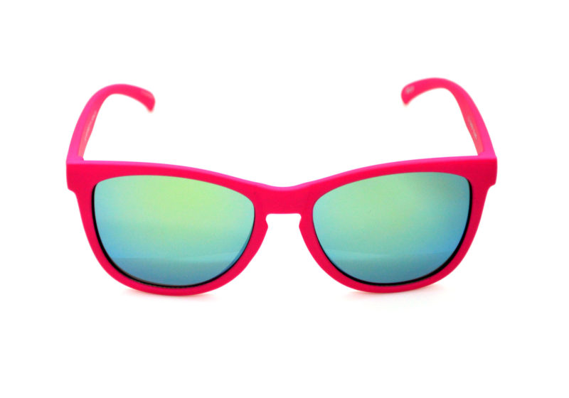 Shady Pink Tween Sunglasses with Light Tint 2